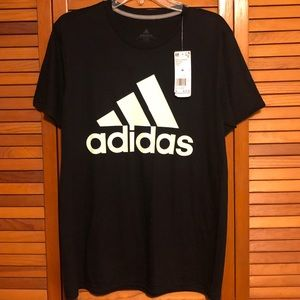 Adidas T-shirt NWT men's size med
